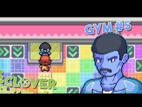 Pokemon Clover - VS Freddie (Gym #5)
