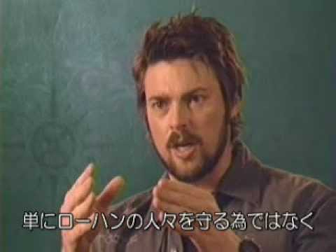 Karl Urban Interview - カール・アーバン - LOTR - Theater Nifty ...