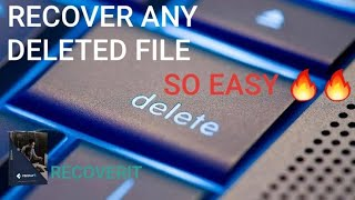 Wondershare Recoverit Data Recovery Software Review
