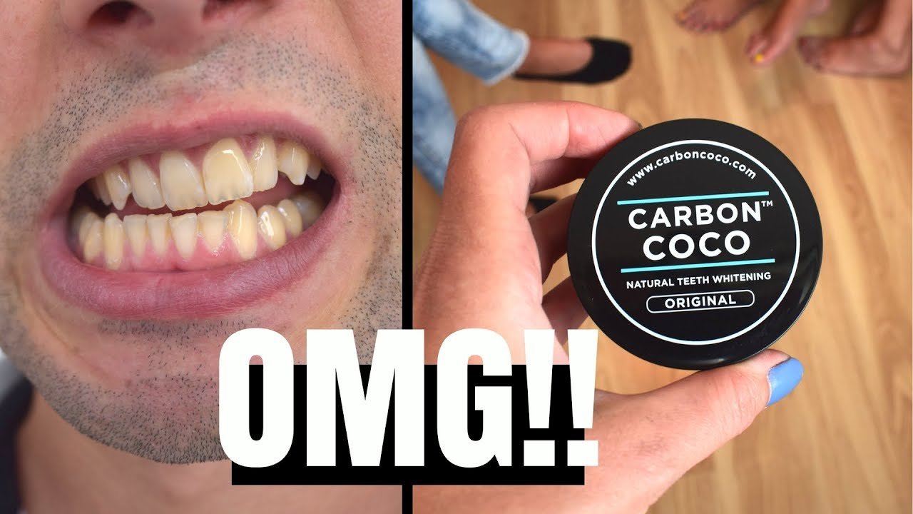activated charcoal powder teeth whitening review youtube. Black Bedroom Furniture Sets. Home Design Ideas