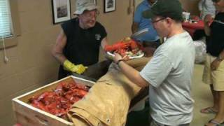 West Island, Ma  Lobster / Clam Bake
