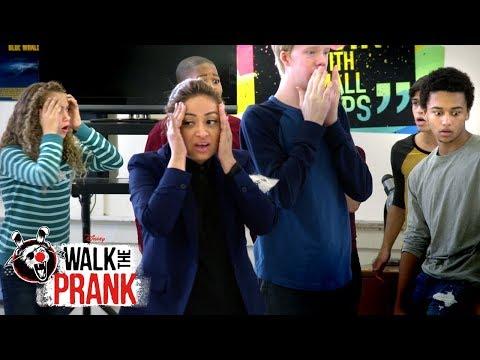 Bottle Flip | Walk the Prank | Disney XD