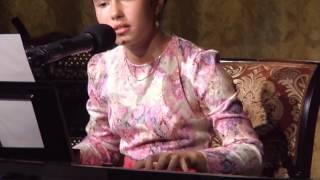 "Nightwish - ""While Your Lips Are Still Red"" covered by Саида Мухаметзянова (Saida Muhammadjanova)"