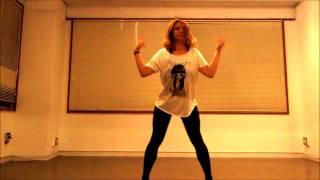 DANCE SPACE Q 【AOI】Girl's HIP HOP