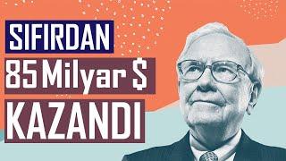 Sıfırdan Nasıl Zengin Olunur? - Warren Buffett Para Kazanma Yolları