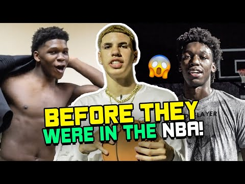What LaMelo Ball Was REALLY Like In High School! How Melo, Anthony Edwards & More Became TOP PICKS!