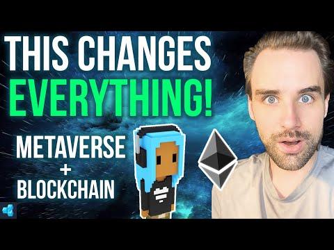 Blockchain Empowered Metaverse Changes Everything!