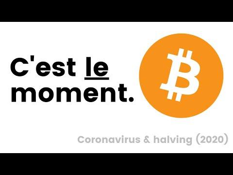 Coronavirus et crise financière 2020: pourquoi et comment acheter du Bitcoin ? ₿