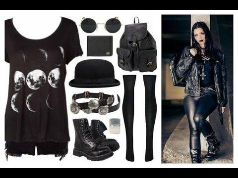 e7e34db06f6b OUTFITS para chicas góticas   GHOTIC looks   cómo vestir si eres gótica