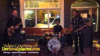 Scott Holt Band at Mary Jane Burgers and Brew