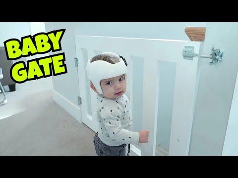 My Simple DIY BABY Gate