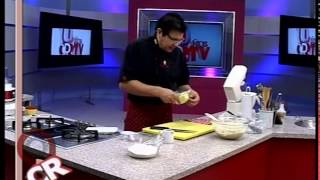 Cocina Rica Tv - Muffins De Banana Con Chips De Chocolate