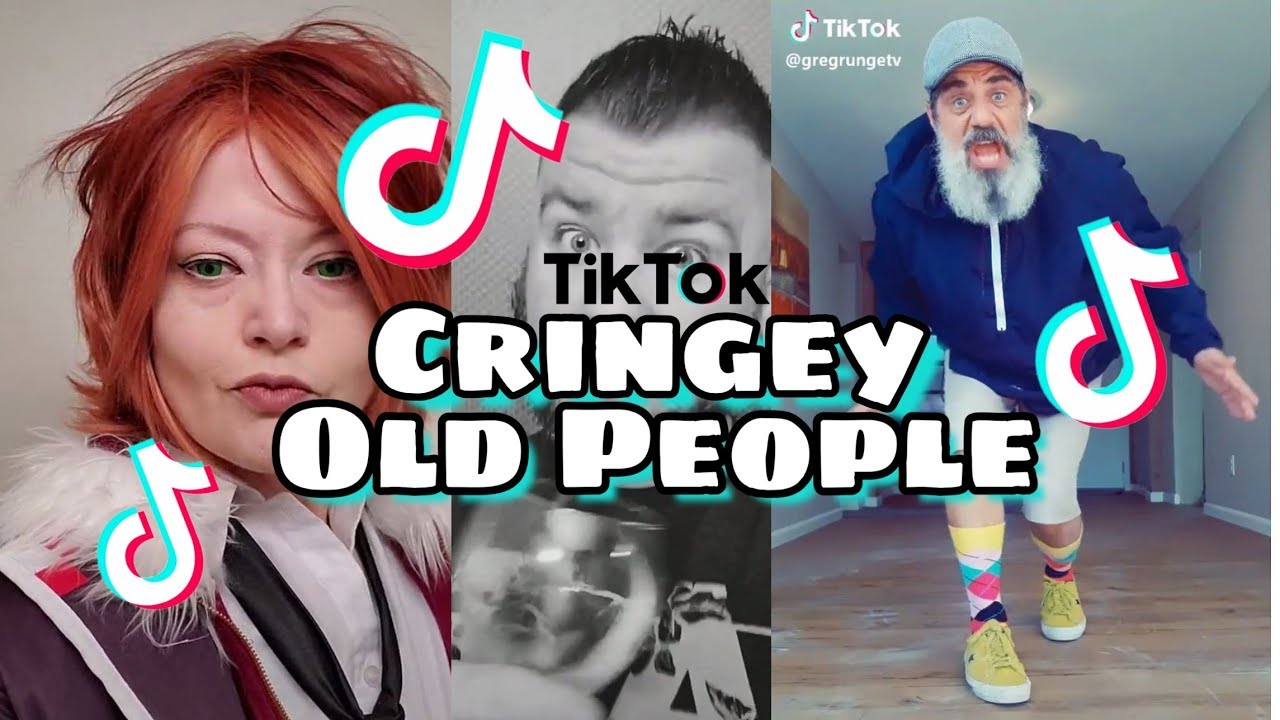 Old People on TikTok Memes - YouTube