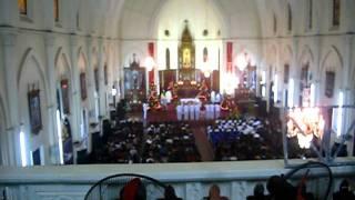 Trầm hương dâng Chúa - Ca đoàn Cecilia nhà thờ Chính tòa Hải Phòng
