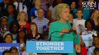 Can Clinton, Trump Sway Last-Minute Undecided Voters?