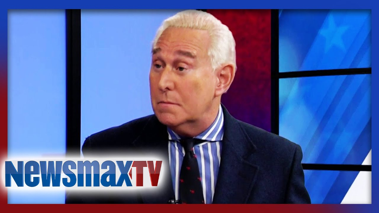ROGER STONE BREAKS SILENCE: Pelosi, Democrats are 'in deep trouble' - Newsmax