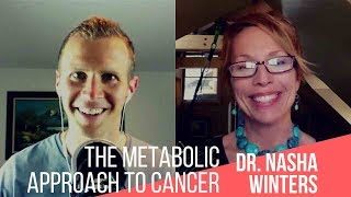 The Metabolic Approach to Cancer: Dr. Nasha Winters.   Ryan Sternagel