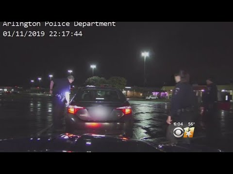 Arlington Police Release Video From Deadly Officer-Involved Shooting