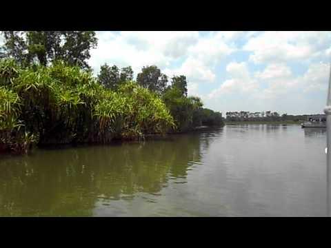 AAT Kings / Kakadu / Yellow River / Going down the river