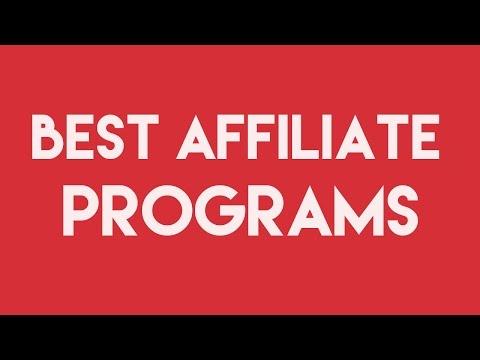 Best Affiliate Programs | Best Affiliate Programs