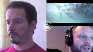 КОМА трейлер реакция иностранцев! #1 COMA Trailer Reaction!