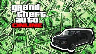 GTA 5 Online: Best Way To Get Money Online (PS3,PS4,XBOX)