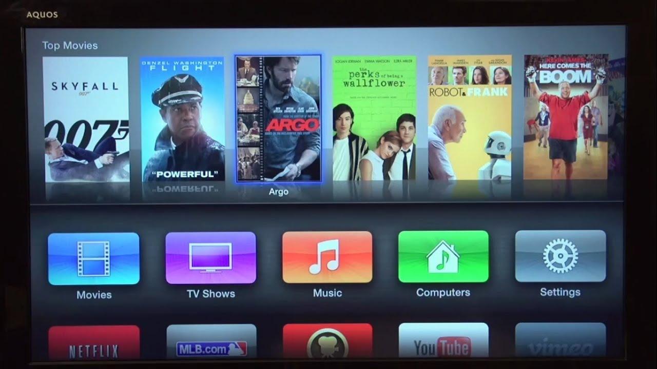 app laden apple tv