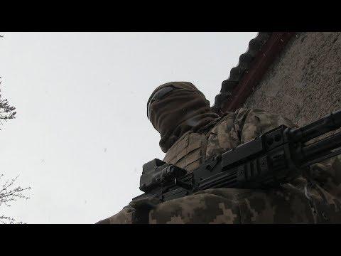 Військове телебачення України: Докучаївськ. Тактична група