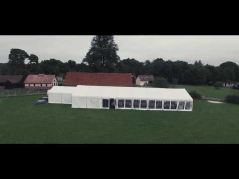 Wedding Marquee Hire by Bay Tree Events, Berkshire