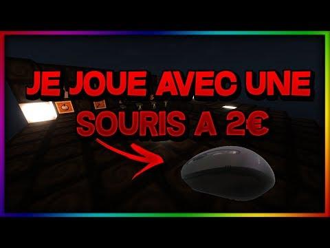 JE JOUE AVEC UNE SOURIS A 2€ / HAND CAM