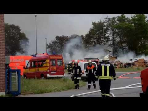170617 Brand bei Südzucker in Ochsenfurt