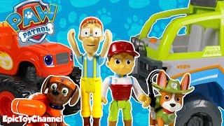 Blaze and the Monster Machines SURPRISE EGG  of Crusher + Disney Cars Toys & Blaze Monster Trucks