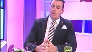Il-President tal-POU GWU Sandro Camilleri fuq F Living TV - 21.10.2016