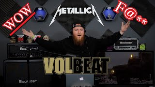 Volbeat - Don't Tread On Me (Metallica) REACTION
