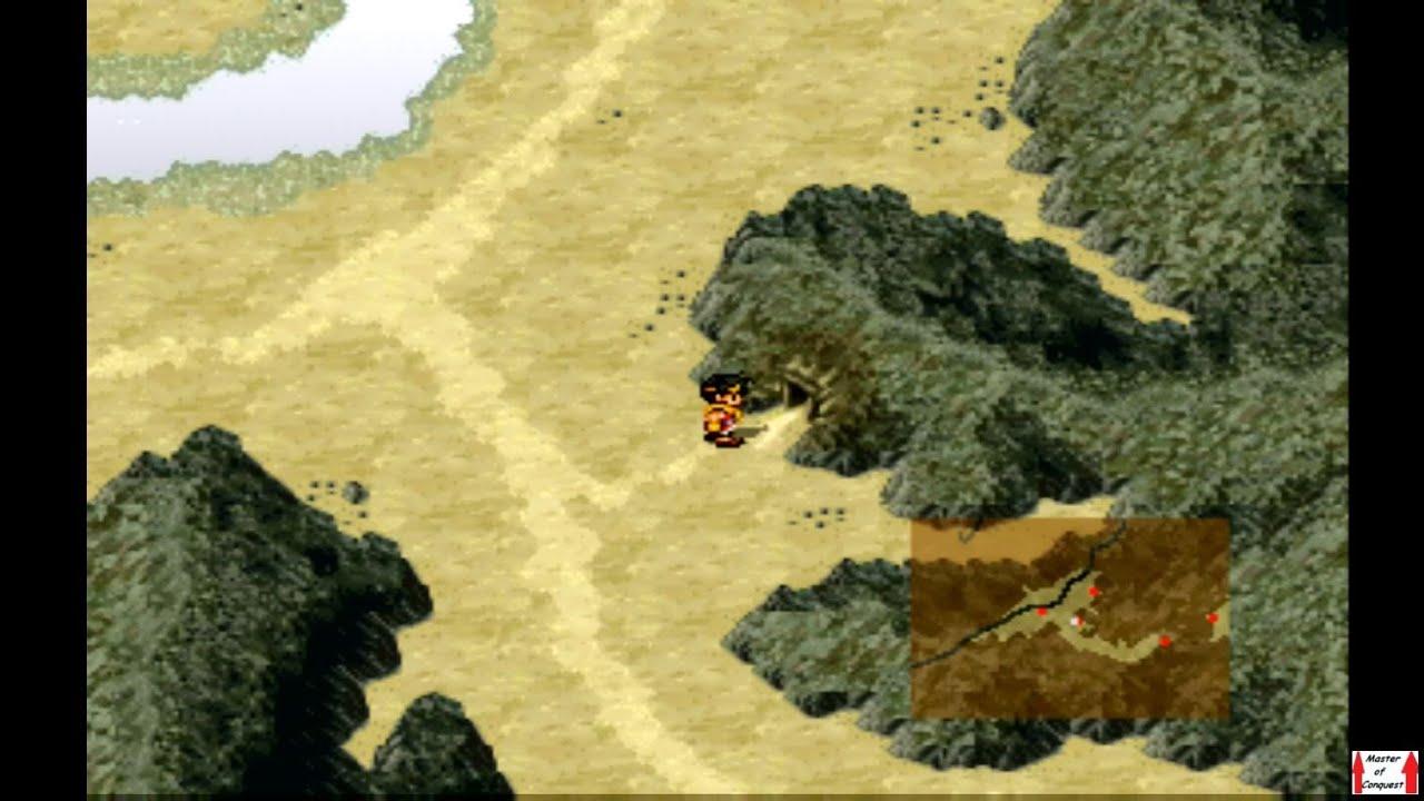 Suikoden 2 Walkthrough Part 56   Tinto Mines