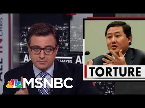 Chris Hayes Talks About The Infamous Torture Memos | All In | MSNBC