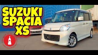 Suzuki Spacia XS кей кар