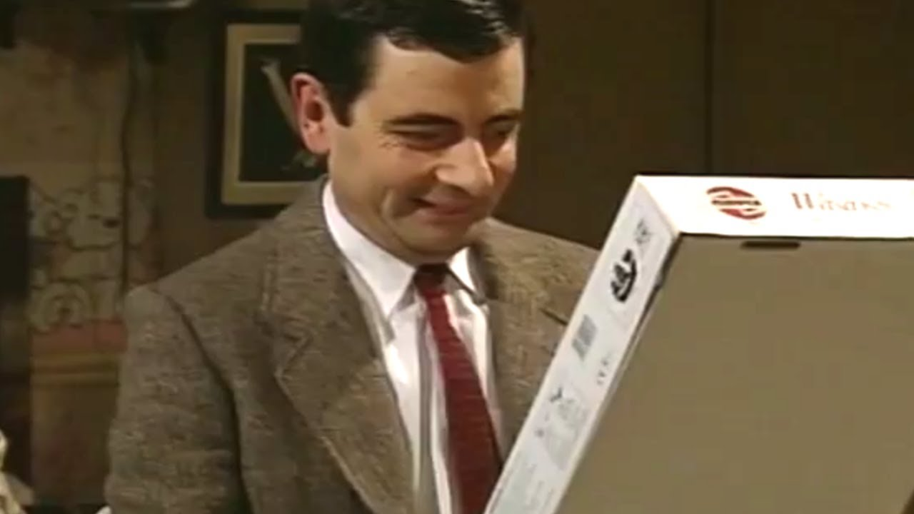 Christmas Day | Funny Clip | Mr Bean Official