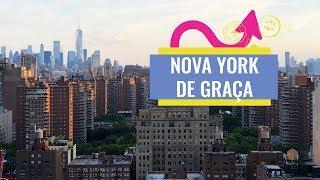 Nova York de Graça - Parte 2 - Central Park , Grand Central Terminal,  Roof Top - 5ª avenida