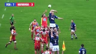 Rugby : FCO-Nafarroa