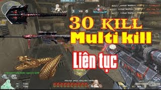 Những pha snap điên cuồng của các thánh CF | 3z multikill | Remix Game