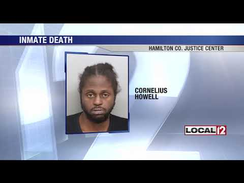 Hamilton County Justice Center Inmate Found Dead In Medical Unit