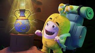 Oddbods   The GOLDEN VASE   Funny Cartoons For Children   Oddbods & Friends