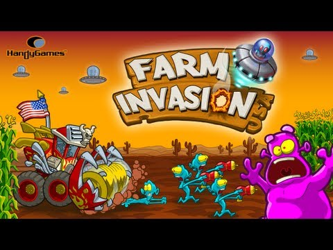 Farm Invasion USA - Game Trailer (HD)