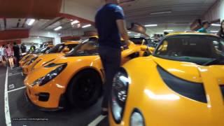 【Hong Kong Walk Tour】Ocean Terminal Parking Lot (JDM)
