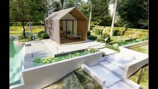 Modular Prefabricated Homes & Cottages for Hotels & Resorts / Glamping | Loom Crafts | India