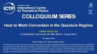 ICTP - International Centre for Theoretical Physics