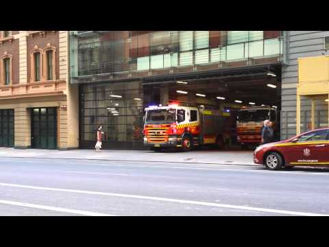 City Of Sydney Rescue Pump 001