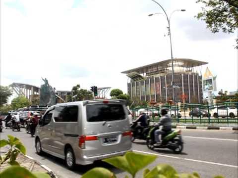 PEKANBARU RIAU MY city