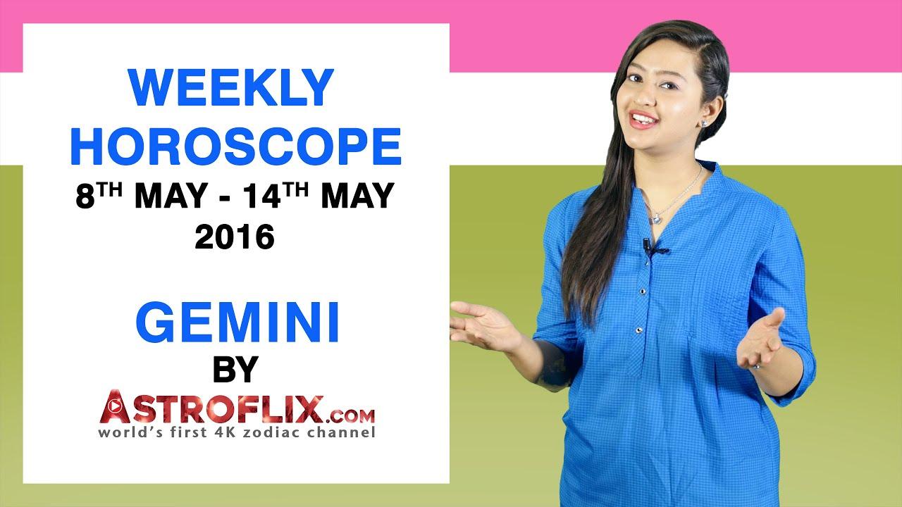 Gemini | Weekly Horoscope 8th May - 14th May 2016 by GaneshaSpeaks com